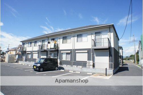 群馬県太田市、藪塚駅徒歩60分の築8年 2階建の賃貸アパート
