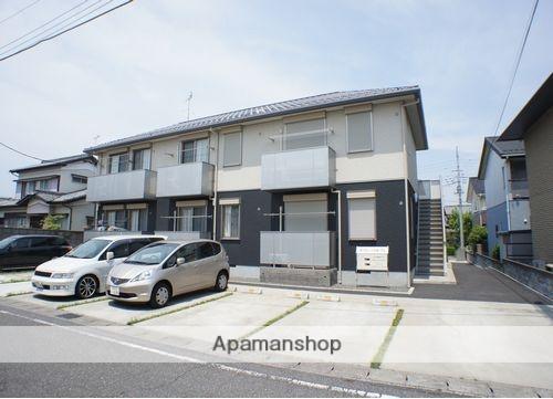 群馬県太田市、竜舞駅徒歩15分の築7年 2階建の賃貸アパート