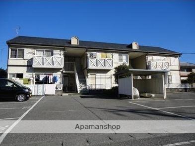 群馬県太田市、木崎駅徒歩55分の築24年 2階建の賃貸アパート