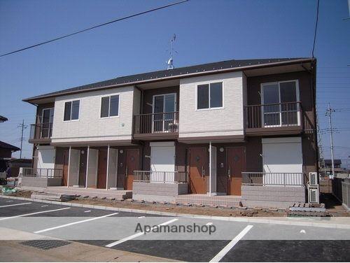 群馬県太田市、木崎駅徒歩30分の築9年 2階建の賃貸アパート