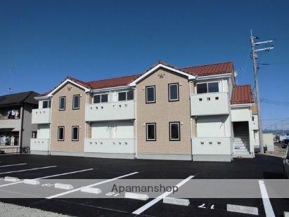 群馬県太田市の築2年 2階建の賃貸アパート