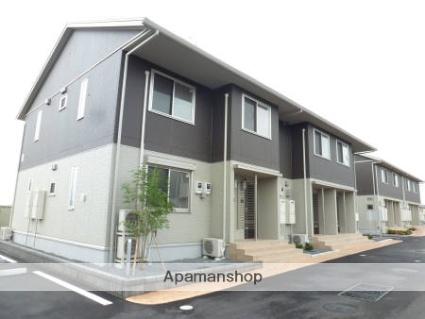 群馬県太田市、野州山辺駅徒歩36分の築1年 2階建の賃貸アパート