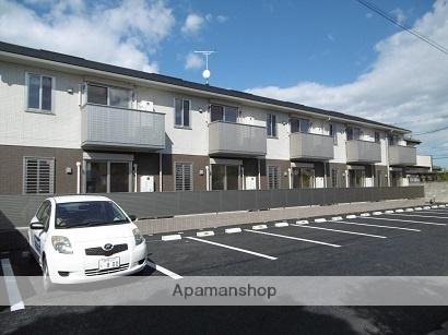 群馬県太田市、木崎駅徒歩32分の築1年 2階建の賃貸アパート