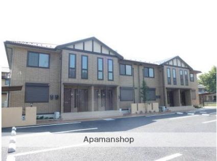 群馬県太田市、竜舞駅徒歩5分の築2年 2階建の賃貸アパート