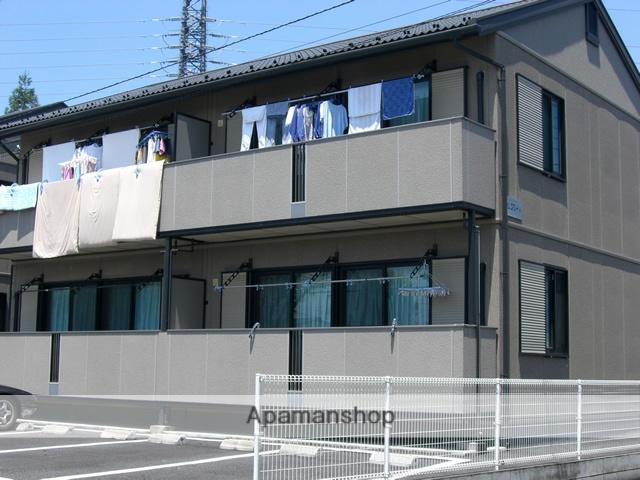 群馬県太田市の築29年 2階建の賃貸アパート