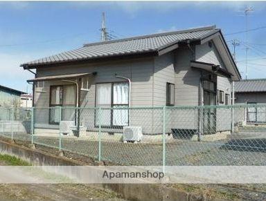 群馬県太田市の築22年 1階建の賃貸一戸建て