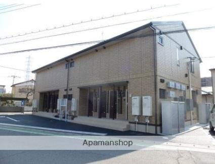 群馬県太田市、太田駅徒歩16分の築1年 2階建の賃貸アパート