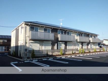 群馬県太田市、太田駅徒歩61分の新築 2階建の賃貸アパート