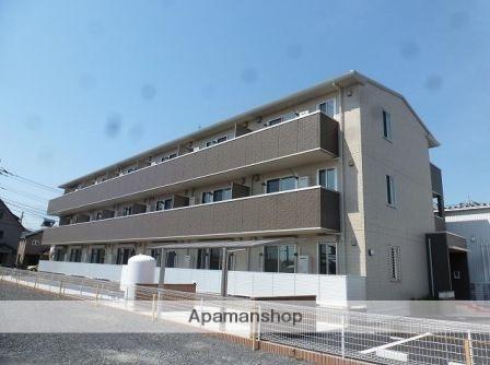 群馬県太田市の新築 3階建の賃貸アパート