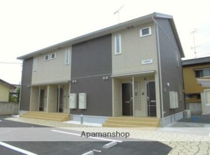 群馬県邑楽郡大泉町の築1年 2階建の賃貸アパート