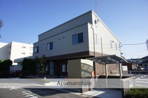 群馬県太田市の新築 2階建の賃貸アパート