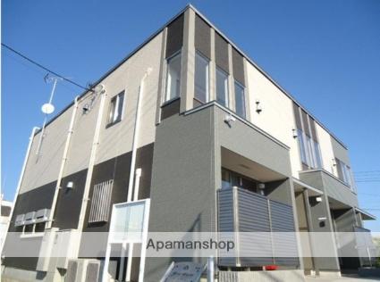 群馬県太田市、野州山辺駅徒歩22分の新築 2階建の賃貸アパート