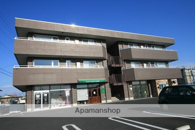 群馬県太田市、西小泉駅徒歩25分の築7年 3階建の賃貸マンション