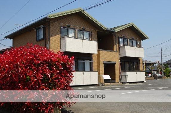 栃木県足利市、野州山辺駅徒歩20分の築13年 2階建の賃貸アパート
