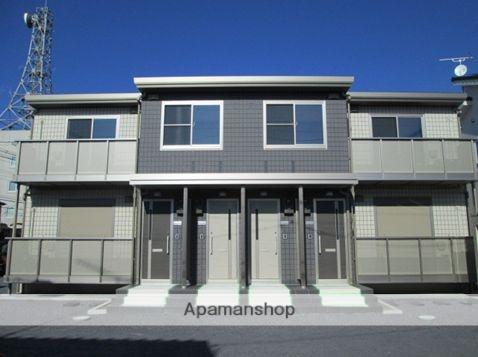 群馬県太田市、太田駅徒歩11分の築1年 2階建の賃貸アパート