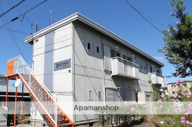 群馬県太田市、太田駅徒歩5分の築29年 2階建の賃貸アパート