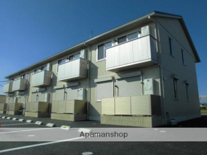 群馬県邑楽郡邑楽町の新築 2階建の賃貸アパート