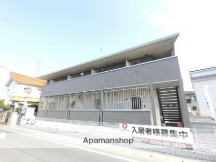 群馬県太田市、韮川駅徒歩13分の新築 2階建の賃貸アパート