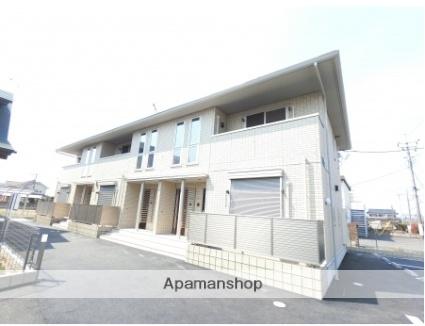 群馬県太田市、太田駅徒歩29分の築1年 2階建の賃貸アパート