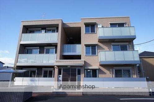群馬県太田市の新築 3階建の賃貸マンション