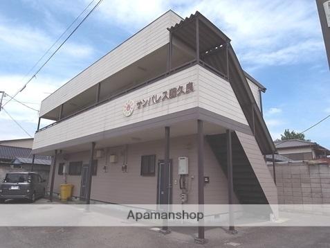 群馬県太田市の築25年 2階建の賃貸アパート
