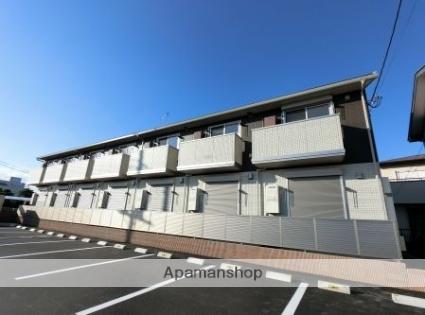 群馬県太田市、太田駅徒歩27分の新築 2階建の賃貸アパート