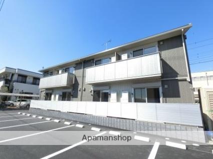 群馬県太田市、太田駅徒歩28分の新築 2階建の賃貸アパート