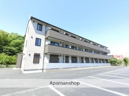 群馬県太田市、韮川駅徒歩27分の新築 3階建の賃貸アパート