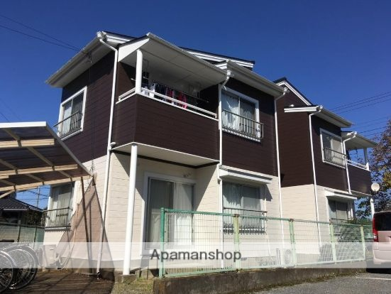 群馬県太田市、韮川駅徒歩8分の築31年 2階建の賃貸アパート