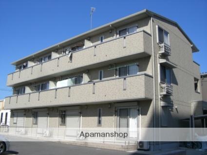 群馬県太田市、太田駅徒歩14分の築8年 2階建の賃貸アパート
