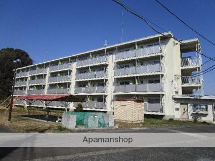 群馬県太田市の築52年 4階建の賃貸マンション
