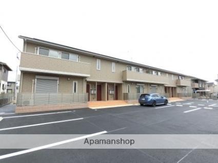 群馬県太田市、韮川駅徒歩16分の新築 2階建の賃貸アパート