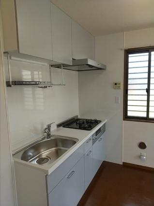 ハーヴェスト・スクエア AB[2DK/50.42m2]の洗面所