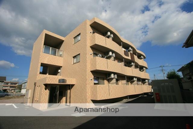 群馬県太田市、細谷駅徒歩40分の築7年 3階建の賃貸マンション