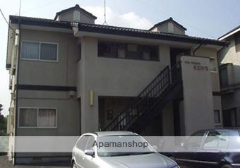 群馬県太田市、三枚橋駅徒歩6分の築22年 2階建の賃貸アパート