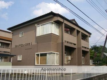 栃木県足利市堀込町[1DK/28.09m2]の外観