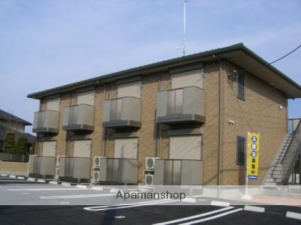 群馬県太田市、竜舞駅徒歩10分の築6年 2階建の賃貸アパート