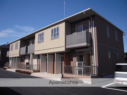 群馬県太田市、木崎駅徒歩10分の築7年 2階建の賃貸アパート