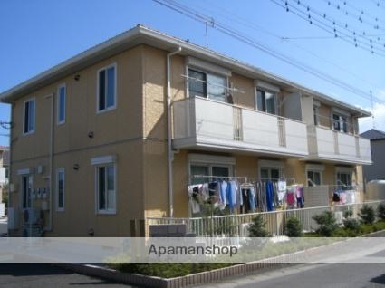 群馬県太田市の築6年 2階建の賃貸アパート