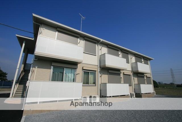 群馬県太田市、木崎駅徒歩13分の築6年 2階建の賃貸アパート