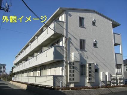 栃木県足利市五十部町[1LDK/33.39m2]の外観1