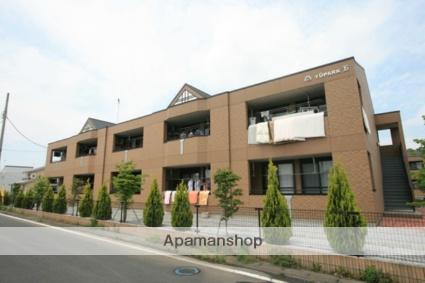 群馬県太田市、小泉町駅徒歩42分の築8年 2階建の賃貸アパート