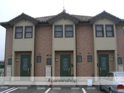 群馬県邑楽郡邑楽町の築12年 2階建の賃貸アパート