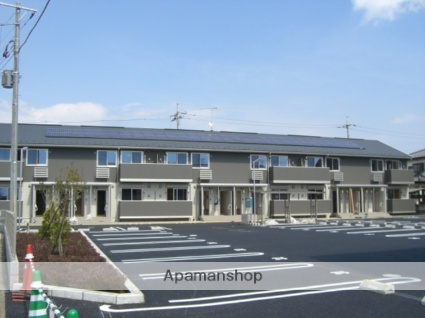 群馬県太田市、細谷駅徒歩26分の築5年 2階建の賃貸アパート