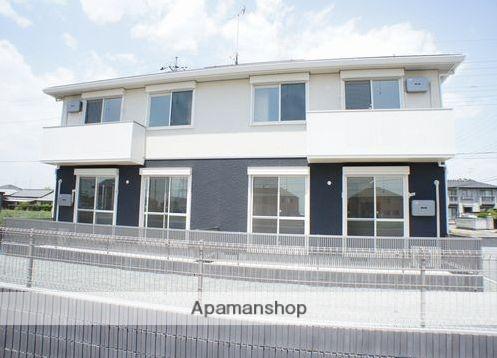 群馬県太田市、木崎駅徒歩35分の築5年 2階建の賃貸アパート