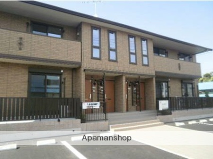 群馬県太田市、細谷駅徒歩14分の築6年 2階建の賃貸アパート