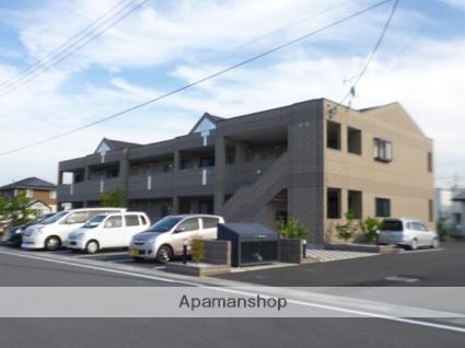 群馬県邑楽郡大泉町、西小泉駅徒歩30分の築5年 2階建の賃貸アパート