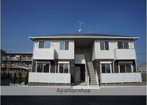 群馬県太田市、細谷駅徒歩25分の築5年 2階建の賃貸アパート
