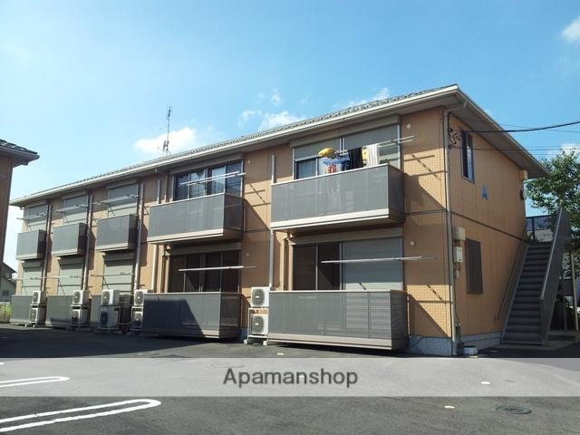 群馬県太田市、太田駅徒歩35分の築11年 2階建の賃貸アパート