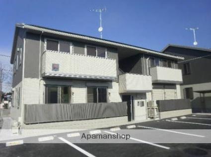 群馬県太田市、細谷駅徒歩16分の築4年 2階建の賃貸アパート